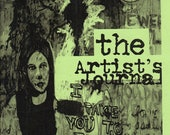 The Artist's Journal Instructional Workbook - Use Visual Journaling To Fully Develop Your Artistic Voice