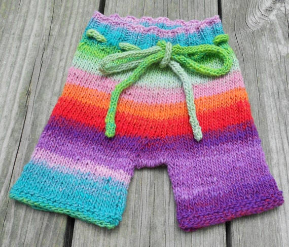 Kureyon Wool Shorties