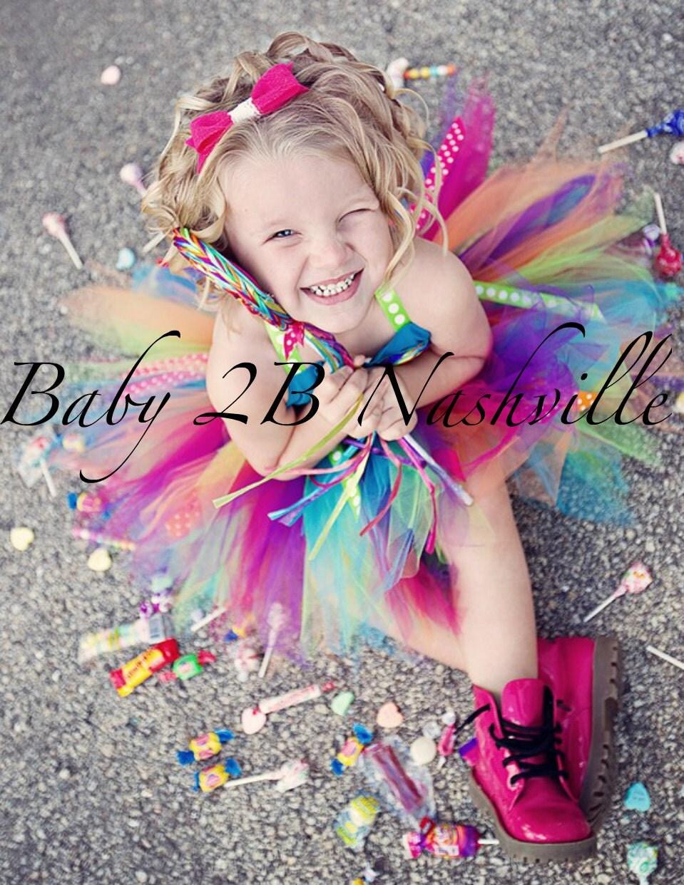 Baby Candyland Lollipop Costume Set