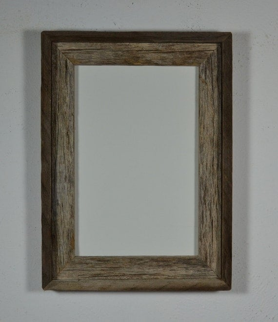 Reclaimed Barnwood Picture 8x12 Frame Beautiful By Barnwood4u