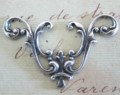 Silver Filigree Finding 2969