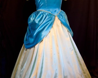 DRIZELLA Cinderella's STEPSISTER Adult Costume Gown