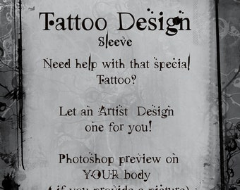 Sleeve Tattoo design