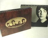 The BEATLES Love Songs - Album Cover Notebooks (2)