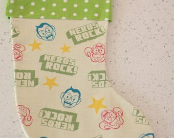 Christmas Stocking - Nerds Rock
