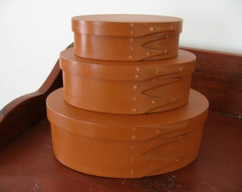 THREE SHAKER BOXES - Pumpkin Numbers 0, 1,  and 2