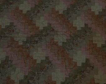 weaver fever toddler quilt