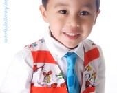 toddler boy vest, Dr. Seuss, Punkydoo Kids