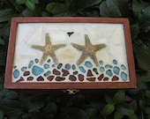 Love You Mosaic Keepsake/Jewelry Box