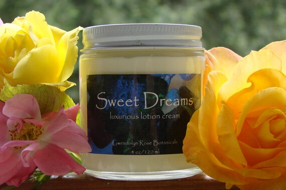 Sweet Dreams luxurious lotion cream
