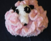 Darling Lamb Bath Sponge for Babies and Toddlers Christmas Stocking Stuffer Newborn Birthday Shower