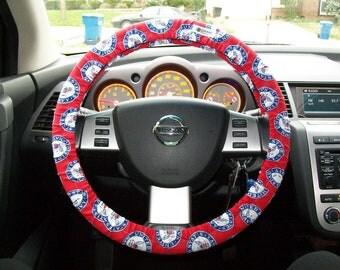 U S Navy Steering Wheel Cover