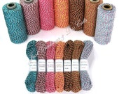 Baker's Twine - Timeless Twine - 60 yards - 2 Colors - You Choose