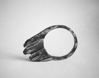 oldgrowth silver ring