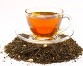 Tea Teabags 25 Chai Yerba Mate Hand Blended in teabags Very Strong High in caffeine coffee alternative