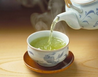 Tea Teabags 25 Earl Grey green hand blended tea in teabags