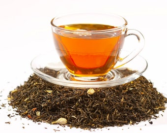 Tea Chai Black Loose Leaf Hand Blended Tea 4 ounces
