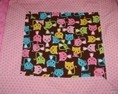 Security Blanket for Baby or Toddler (Large) ready to ship
