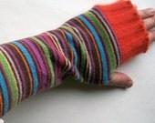 RAGTAG Recycled Wool Fingerless Gloves
