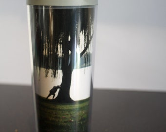 READY TO SHIP: Travel Mug - Running