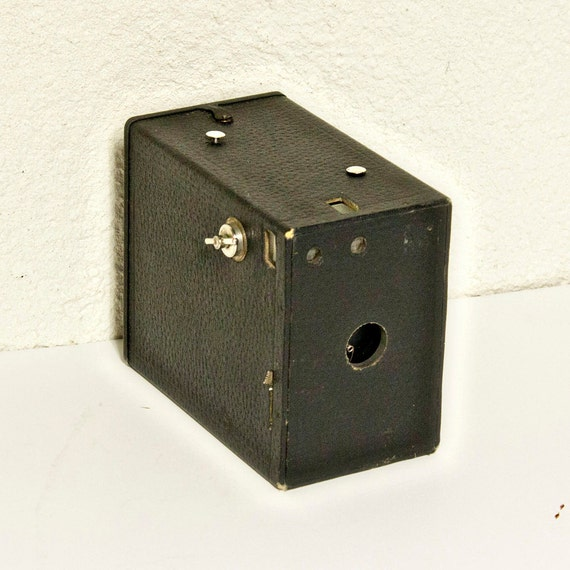 Vintage Ansco Camera - ttv - box camera
