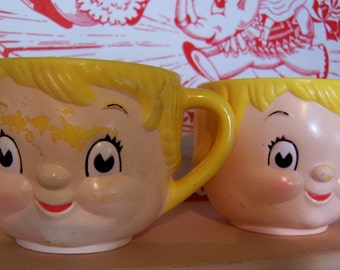 collectable campbell's soup mugs