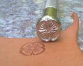 CLEARANCE Four Petal Flower Craftool