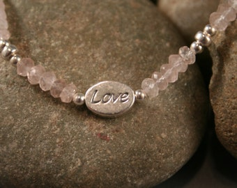Love is in the air anklet