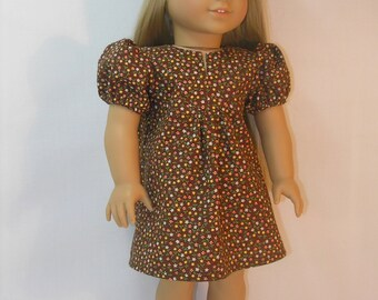 1974-1203, 18  Inch Doll Clothes Dress fits Julie or Ivy