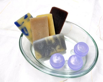 Organic Soap, Lotion, Scrub Samples, Wholesale