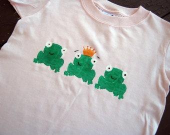 Frog Prince Creeper or Tshirt