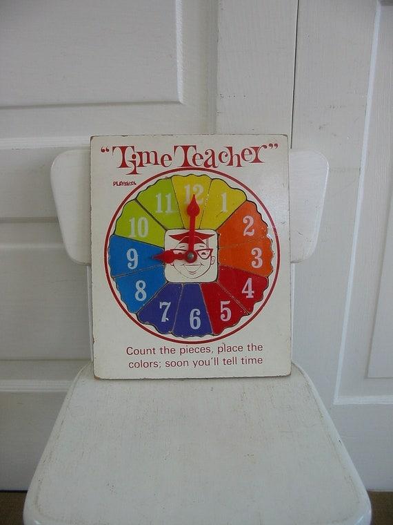 Vintage Time teacher from Vintage Jane