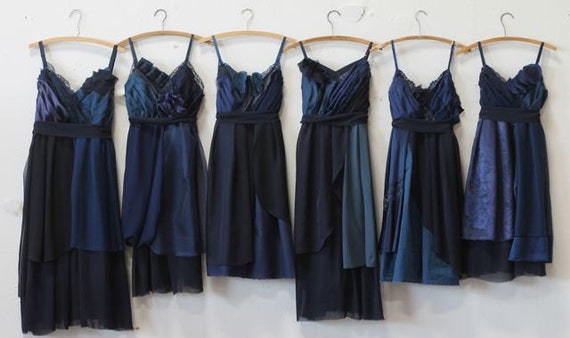 Individual Final Payments for Courtney Grinfield's Custom Bridesmaids Dresses