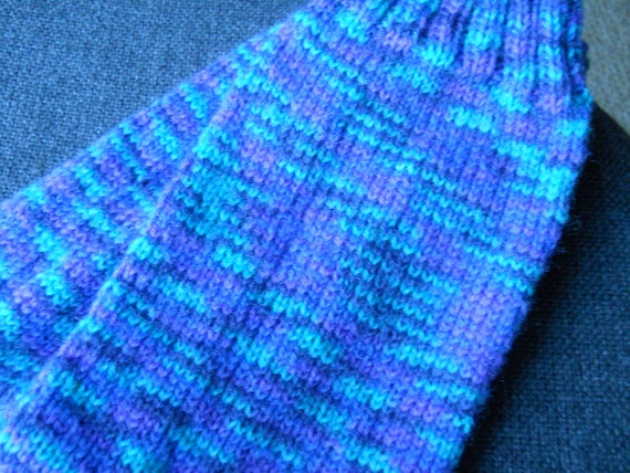 ladies green purple blue  socks