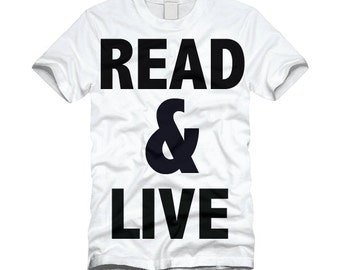 MEN'S Read and Live
