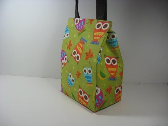 Insulated Lunch Bag - Wise
