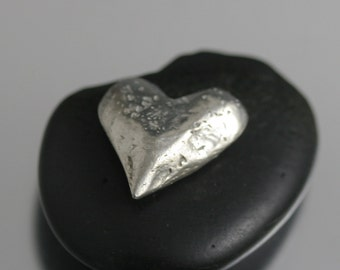 20mm Pewter Heart