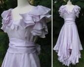 Strictly Ballroom Vintage 1960s Dancing Dress