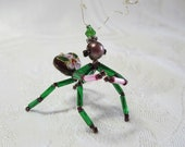 Aunt Ann the Ant Queen, Beaded Bug