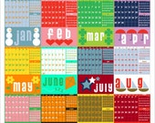 wall calendar - 2013 - 8.5x11