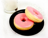 Big Pink Donut - Goat's Milk Soap Bar