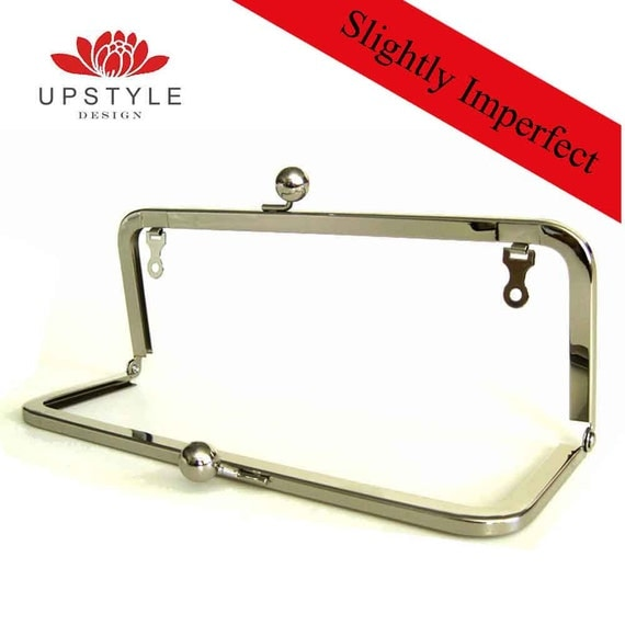 FREE Shipping - SLIGHTLY IMPERFECT Clutch Purse Frames - Set of 5 Frames - While Supplies Last - N w L