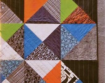 Quilt Pattern - Mod Blocks by Johanna Masko