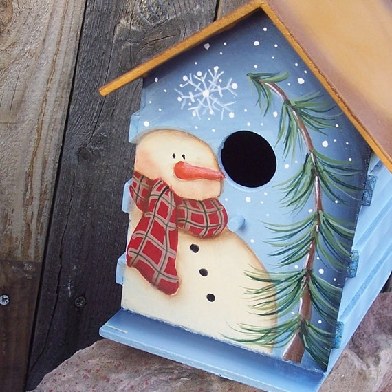 Unavailable listing on etsy for How to paint snowmen