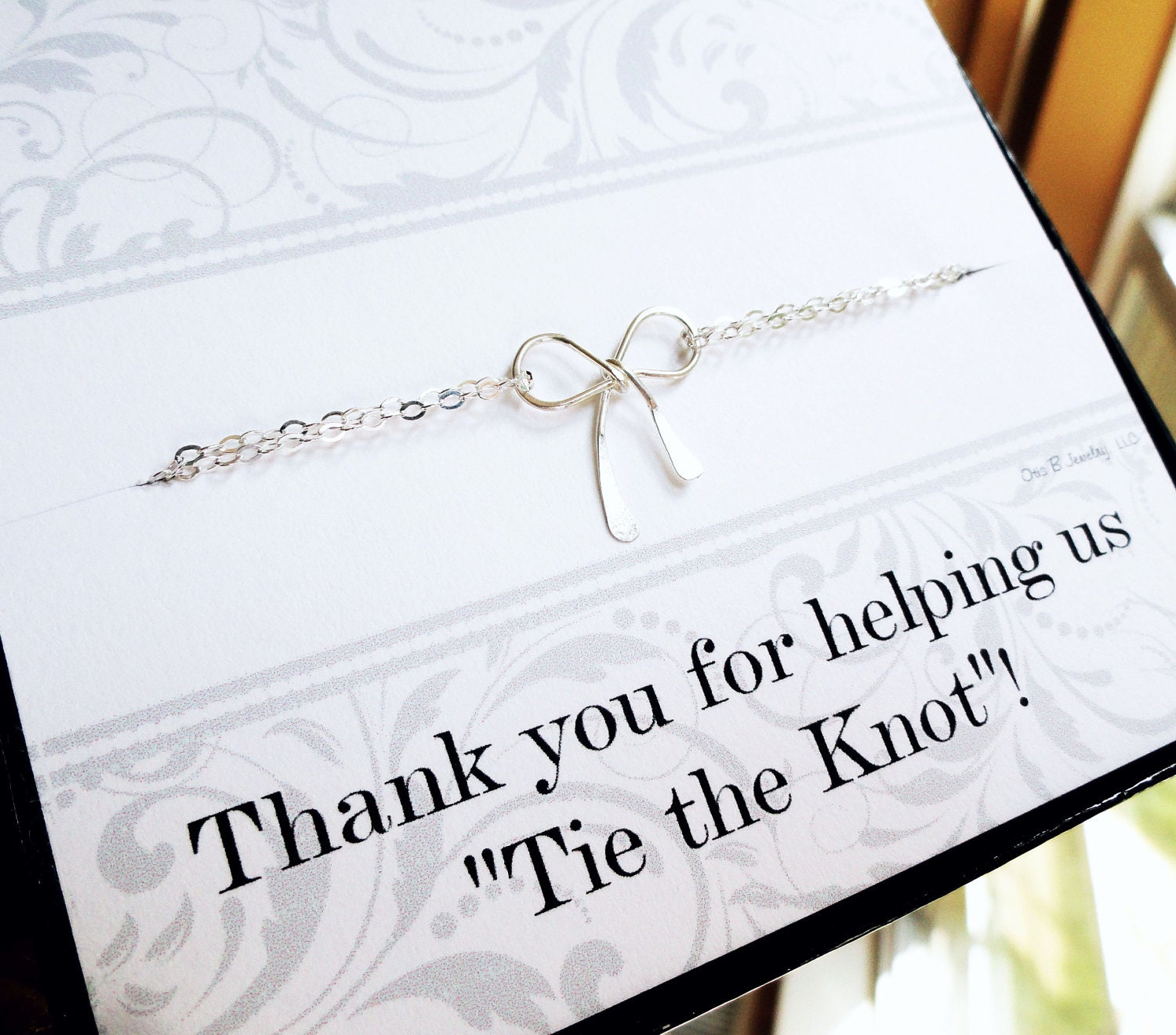 Bridesmaids Wedding Gifts: Request A Custom Order And Have Something Made Just For You