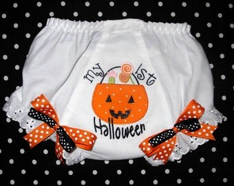 My First Halloween Bloomers
