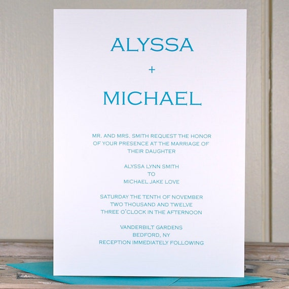 Basic Invitations with nice invitations template