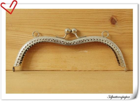 19CMx6cm Eyeglass Purse frame for make a purse / bag