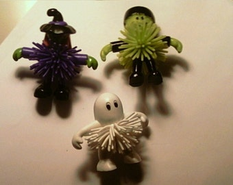 Halloween Spiny People Toys Supplies