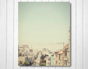 BUY 2 GET 1 FREE San Francisco Art, San Francisco Wall Art, Fine Art Print, California Wall Art, Home Decor, Wall Decor, San Francisco House
